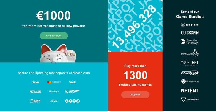 Lucky Days Casino Korte Introductie