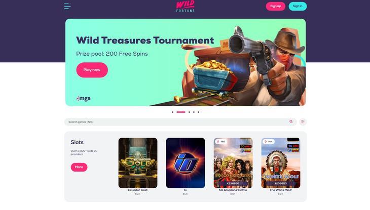 Wildfortune Casino